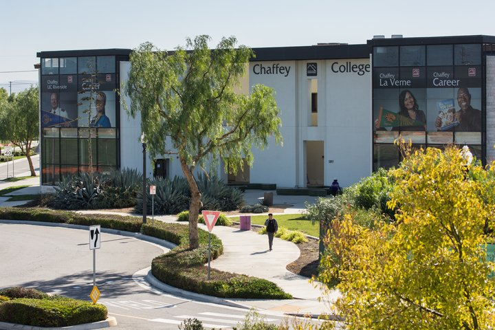 The Chino campus
