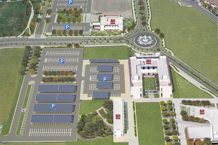 chaffey college chino campus map Interactive Online Map chaffey college chino campus map