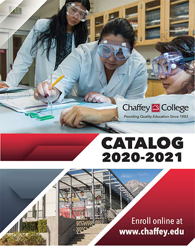 cover of the 2020-2021 Catalog