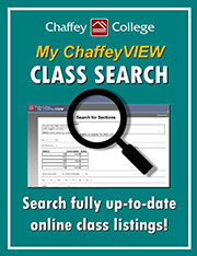 magnifying glass icon - search for classes