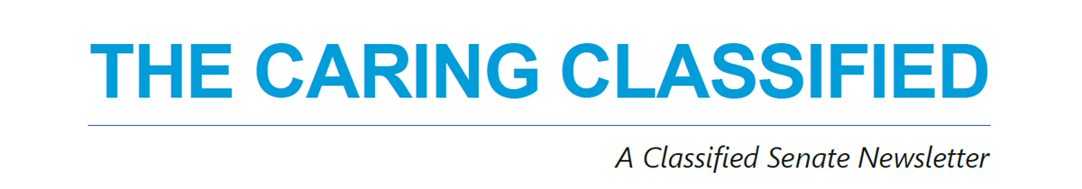 The Caring Classified - Newsletter