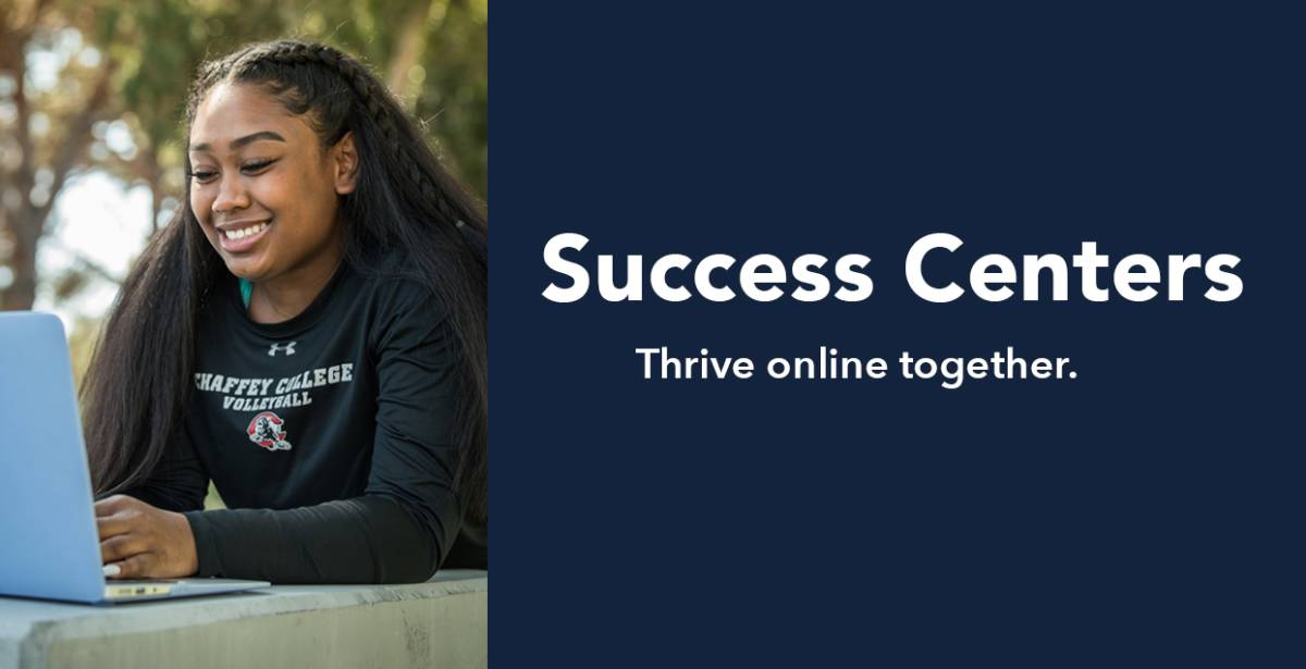 Success Center Thrive online together